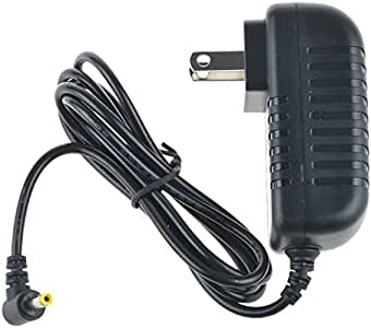"""AC Adapter For Digital Prism ATSC-300 LCD 3.5/"""" inch TV Power Supply Charger Cord"""