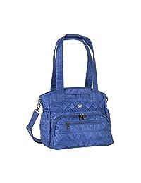 Lug Women's Windjammer Everyday Travel Tote, Cobalt Blue, One Size