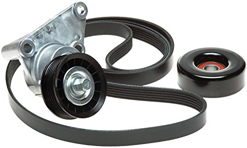 (ACDelco ACK060930 Professional Accessory Belt Drive System Tensioner)