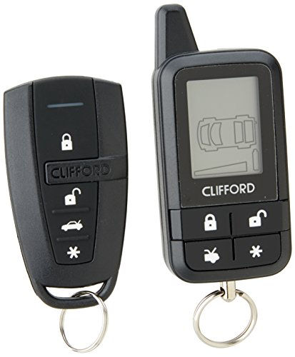 Clifford Matrix 1x 2-Way Security Alarm System