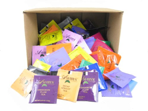 Ashbys Tea Bags Bulk Variety Pack, 140 Count Box