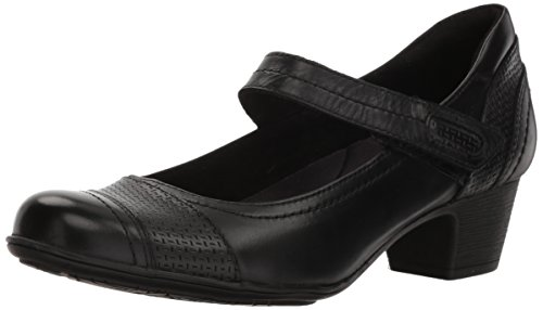 Nasira Black Pump 2 Dress Jane Women's Mary Rockport Axqzwf8Uw