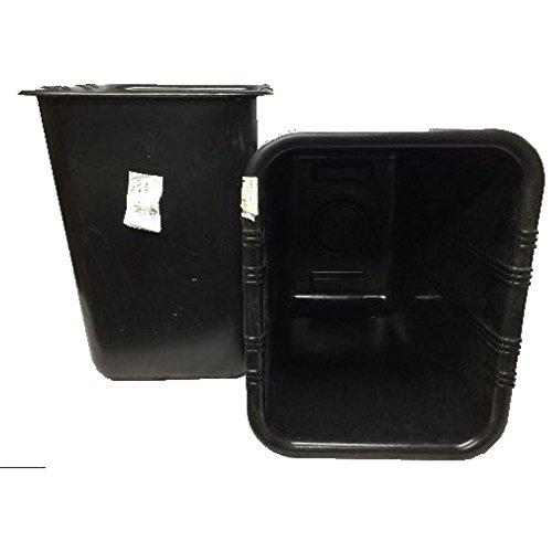 Ariens Qty 2 Gravely Grass Leaf Bagger Catcher Vacuum Basket Bucket Bag 02724400