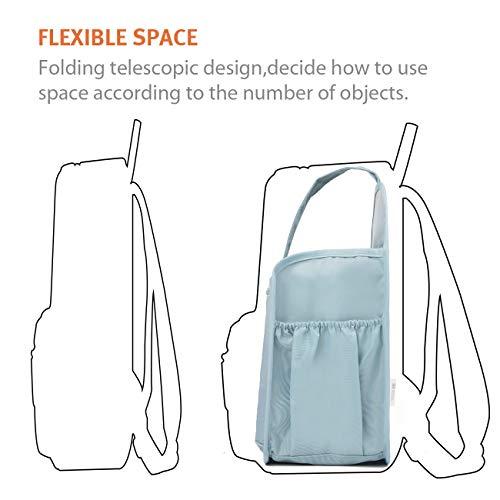 Bag Expandable Organiser Backpack Grils Navy Bag Insert Blue Shoulders Rucksack S Bag Women in Beschan qPwU1tP