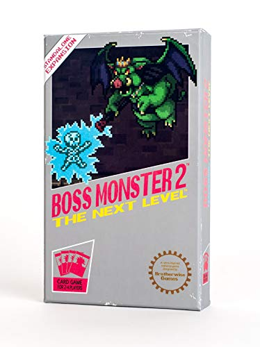 (Brotherwise Games Boss Monster 2: The Next Level Card)