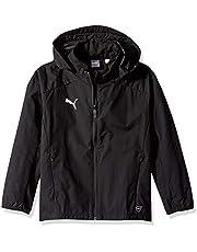 PUMA Unisex-Youth Youth Liga Training Rain Jacket