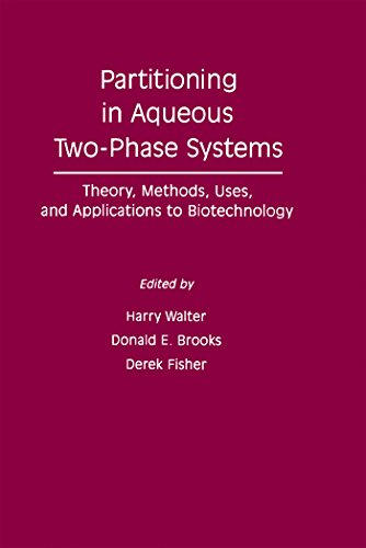 Systems Two Phase Aqueous (Partitioning In Aqueous Two – Phase System: Theory, Methods, Uses, and Applications To Biotechnology)