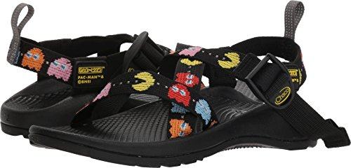 Chaco Unisex Z1 Ecotread Sport Sandal, pac-Man, 3