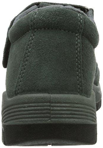 Safety Jogger - Calzado de protección de cuero nobuck unisex Gris