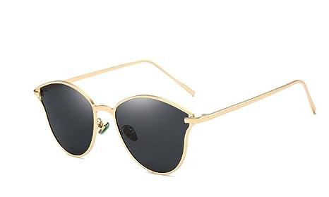 XXFFH Gafas De Sol Polarizadas Polarizante Gafas Marco Del Metal Lentes Tac  Protección Uv Uv400 Personalidad 61857ec8729b