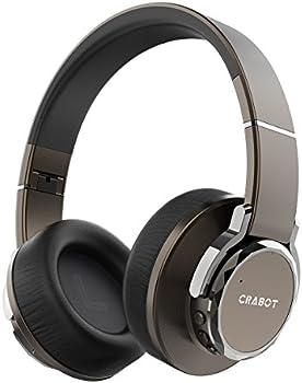 Crabot C5 Bluetooth 4.1 Over Ear Headphones