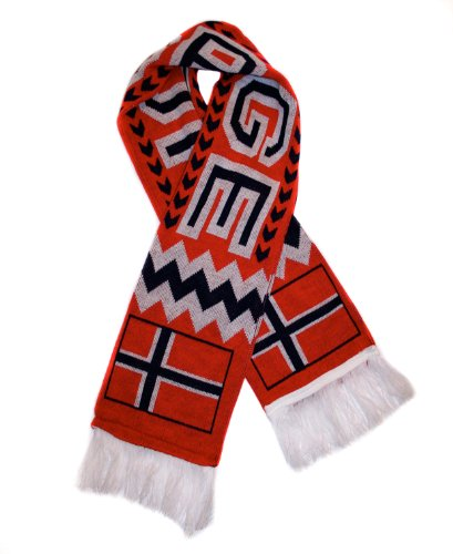 Norway National Soccer Team - Premium Fan Scarf