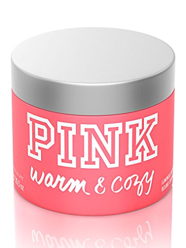 Body Butter Vs Body Lotion - Victoria's Secret PINK Warm & Cozy Luminous Body Butter