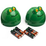 Leak Frog LF001 Water Alarm, Protect your home from potential leaks, mold, and damage. 2 Pack