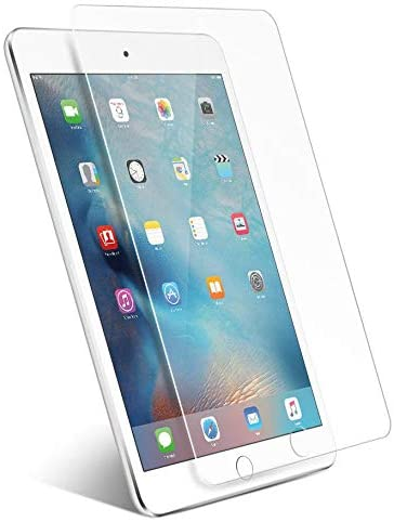 KIQ Tempered Glass Fits iPad 10.2 Bubble-Free Self-Adhere Clear Easy to Install Screen Protector for Apple iPad 7th Generation 10.2-inch 2019 iPad 7th Gen Screen Protector 2 Pack