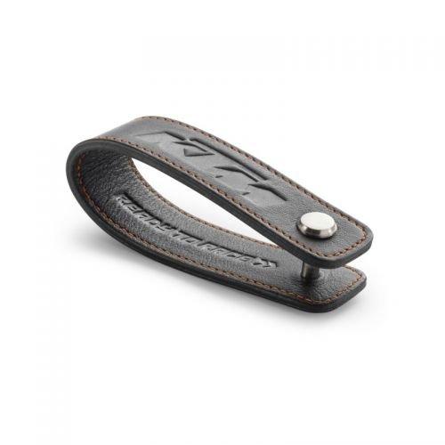 KTM - Llavero de cuero color negro: Amazon.es: Coche y moto
