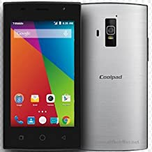 Coolpad Rogue 4G (Simply Prepaid T-Mobile) Silver