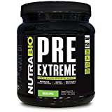 NutraBio PRE Extreme - Pre Workout (Green Apple)