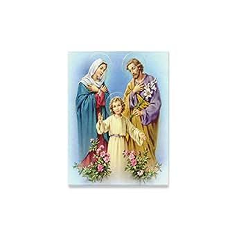 Thanksgiving christmas catholic religious for Christmas wall art amazon