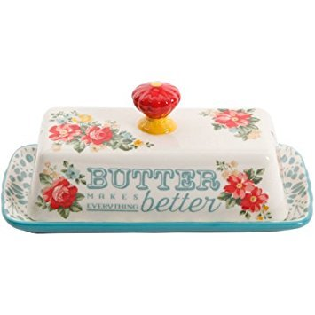 Pioneer Woman Vintage Floral Pepper product image