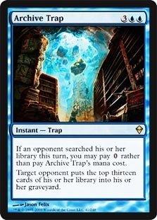 Magic: the Gathering - Archive Trap (41) - Zendikar