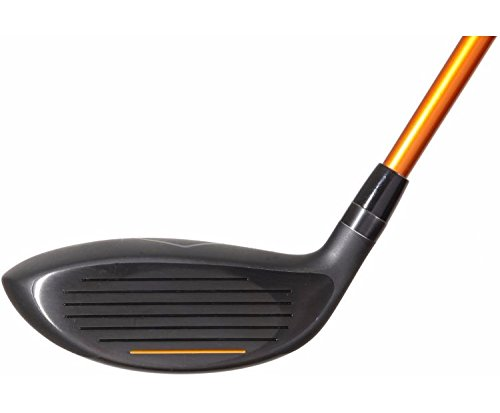 Top Flite Golf Men's Tour LCG Fairway Wood Right Hand #3 15.0° Orange Aldila NV Senior Flex