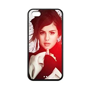 Custom Selena Gomez Back Cover Case for iphone 5C Designed by HnW Accessories