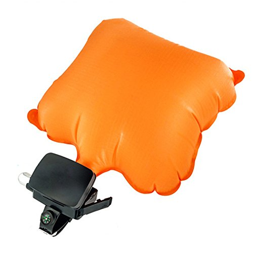 EDTara Lifesaving Wristband with Compass for Adults and Children Portable Anti-Drowning Emergency Rescue Bracelet Inflatable Safety Airbag Self-Rescue Device Float Wristband