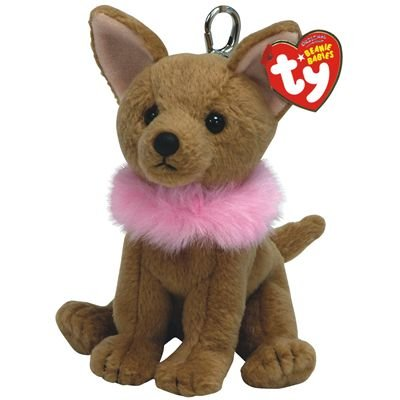 a9eb9c7ea09 Image Unavailable. Image not available for. Color  TY Beanie Baby -  DIVALECTABLE the Chihuahua ...
