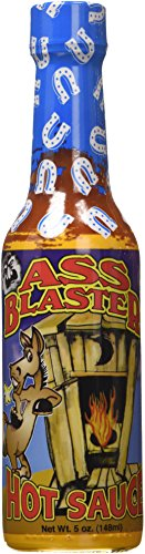 - ASS BLASTER Premium Gourmet Hot Sauce - Ultimate Hot Sauce Gift - Try if you dare!