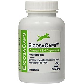 Dechra Eicosacaps 60 Capsule Fish Oil