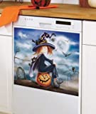 Halloween Seasonal Dishwasher Magnet