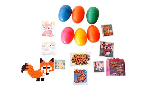 handmade-animal-jam-inspired-easter-egg-sticker-kit-treasure-chest-basket-grab-bag