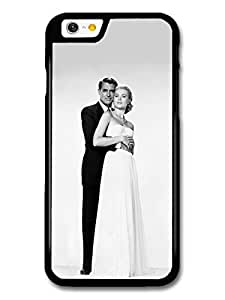 AMAF ? Accessories Cary Grant and Grace Kelly Rear Window case for iPhone 6