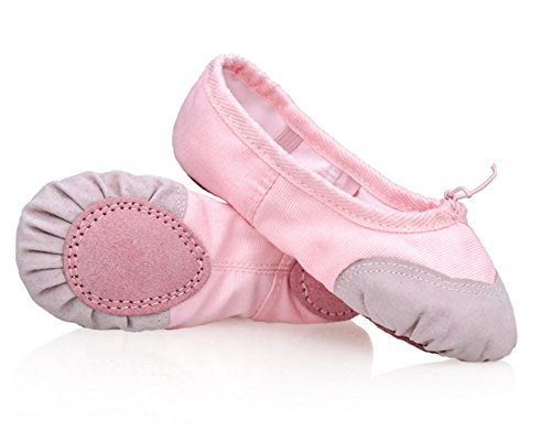 Summer 40 Claw Adult soled pink Soft Shoes Shoes Yoga Kids 22 Shoes Shoes Children's Ballet Shoes WX Practicing Dance Cat's Gymnastic Dancing qTRw0