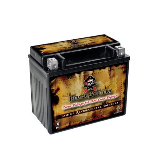 - CB CHROMEBATTERY PWS-YTX12-BS High Performance Power Sports Rechargeable Maintenance Free-Sealed AGM Motorcycle Battery