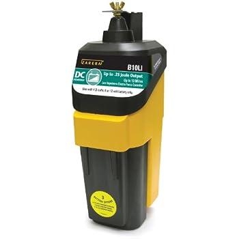 Amazon Com Zareba B10li Battery Operated Low Impedance