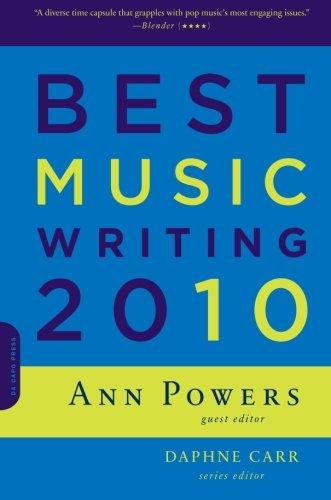 Best Music Writing 2010 (Da Capo Best Music -