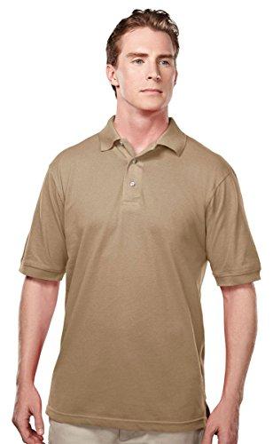 Short Sleeve Button Colors S 4XLT