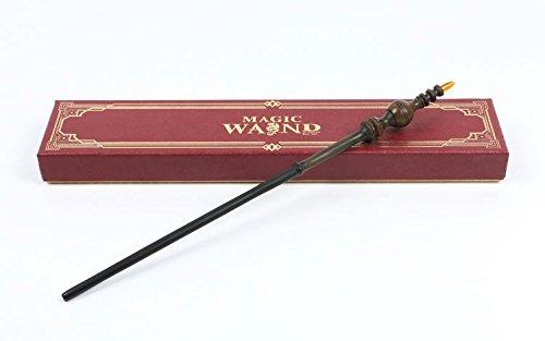 Cultured Customs Magical Wand Replica: Professor McGonagall - Cosplay Prop Collectible + Bonus Trading Card