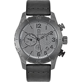 Herrenuhr-Armbanduhr - Chronograph von Serge Blanco - Conquete -SB1141-90