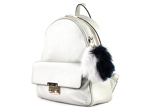 GUESS VARSITY POP BACKPACK HWMG6967320 Silvercolored ahmOsg