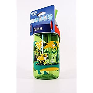 Personalized .4L Kid's Jungle Animals Camelbak Bottle
