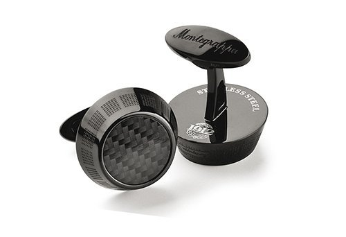 montegrappa-miya-cufflinks-black-pvd-carbonfibre-inlay