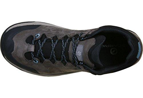 SCARPA Moraine Plus GTX Zapatilla de paseo para mujer - charcoal/air