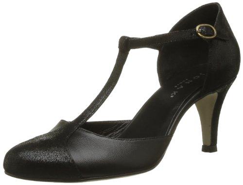 Jonak 88 - Zapatos de Vestir de cuero mujer negro - negro