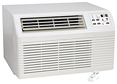 Amana PBH093G35CB 9,300 BTU Through-the-Wall Air Conditioner: in White