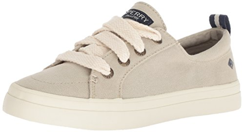 Vibe Crest Sneaker Ivory Chubby sider Top Women's Lace Sperry TP6nqx1w4n