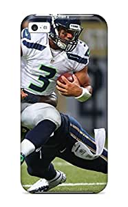 Ultra Slim Fit Hard JoelNR Case Cover Specially Made For Iphone 5c- Seattleeahawksport