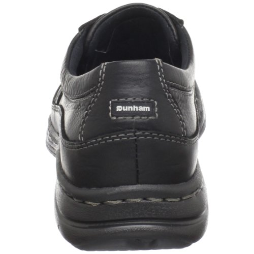 Dunham Mens Mce743 Oxford Svart
